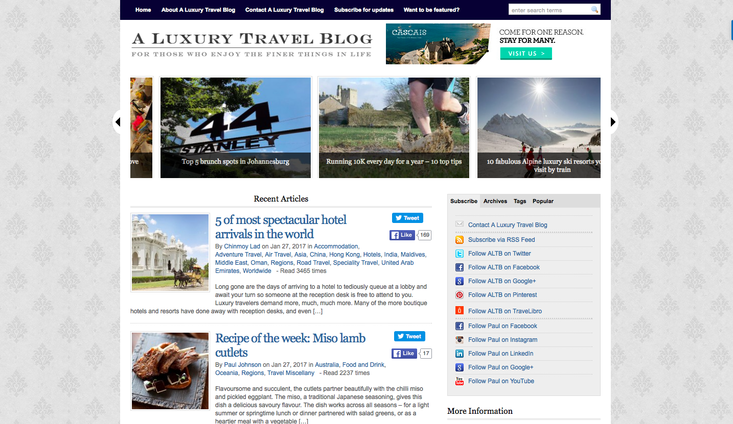 10 of the best UK travel blogs out there